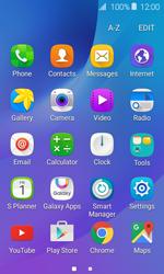 Samsung J120 Galaxy J1 (2016) - Internet - Disable data roaming - Step 3