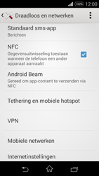 Sony D2203 Xperia E3 - Internet - Internet gebruiken in het buitenland - Stap 7