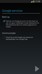 Samsung I9300 Galaxy S III - E-mail - handmatig instellen (gmail) - Stap 9