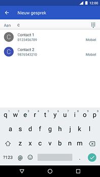 Nokia 6 (2018) - MMS - Afbeeldingen verzenden - Stap 5