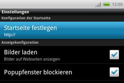HTC ChaCha - Internet - Apn-Einstellungen - 2 / 2