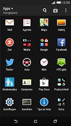 HTC Desire 816 - Voicemail - handmatig instellen - Stap 3