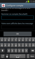Samsung Galaxy S III Mini - E-mail - 032c. Email wizard - Outlook - Étape 9