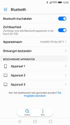 Huawei P8 Lite (2017) - bluetooth - aanzetten - stap 5