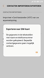 Samsung Galaxy Xcover 4 (SM-G390F) - Contacten en data - Contacten kopiëren van toestel naar SIM - Stap 9
