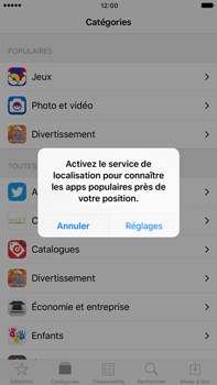 Apple Apple iPhone 6 Plus iOS 10 - Applications - Télécharger des applications - Étape 5