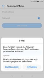 Huawei P10 - E-Mail - Konto einrichten - Schritt 6