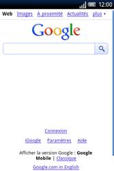 Sony Xperia X8 - Internet - Navigation sur Internet - Étape 8
