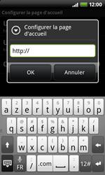 HTC A7272 Desire Z - Internet - configuration manuelle - Étape 17