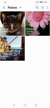 Huawei Nova 3 - MMS - Erstellen und senden - Schritt 17