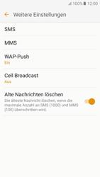 Samsung Galaxy S6 - SMS - Manuelle Konfiguration - 7 / 11