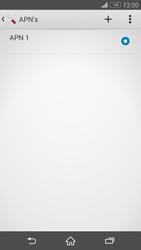 Sony Xperia Z3 Compact (D5803) - Internet - Handmatig instellen - Stap 8