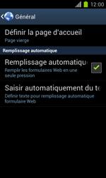 Samsung Galaxy S II - Internet et roaming de données - Configuration manuelle - Étape 20