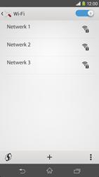 Sony D2303 Xperia M2 - Wifi - handmatig instellen - Stap 6