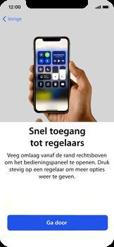Apple iPhone X - Toestel - Toestel activeren - Stap 41