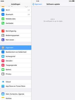 Apple iPad 2 iOS 9 - Software updaten - Update installeren - Stap 4