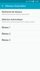 Samsung Galaxy A5 (2016) (A510F) - Réseau - Sélection manuelle du réseau - Étape 8