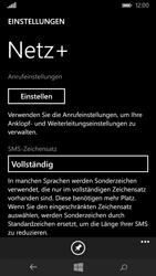 Nokia Lumia 735 - Anrufe - Rufumleitungen setzen und löschen - Schritt 5
