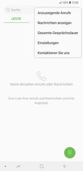 Samsung Galaxy Note9 - Anrufe - Rufumleitungen setzen und löschen - 6 / 14