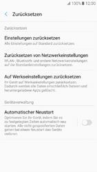 Samsung Galaxy A3 (2017) - Fehlerbehebung - Handy zurücksetzen - 8 / 12