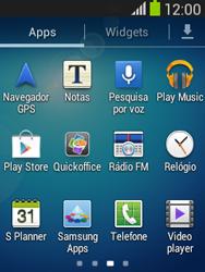 Samsung S5310B Galaxy Pocket Neo - Chamadas - Como bloquear chamadas de um número específico - Etapa 4