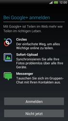 HTC One X - Apps - Einrichten des App Stores - Schritt 11