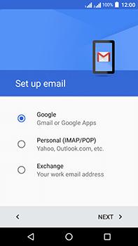 Acer Liquid Zest 4G Plus DualSim - E-mail - Manual configuration (gmail) - Step 8