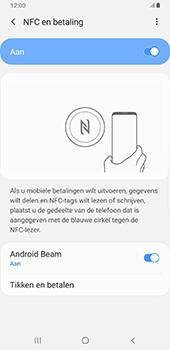 Samsung galaxy-s9-plus-sm-g965f-android-pie - NFC - NFC activeren - Stap 7