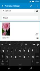 HTC One M8 - MMS - envoi d'images - Étape 17