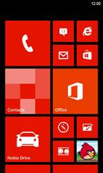 Nokia Lumia 920 LTE - Manual - téléchargez le manuel - Étape 1
