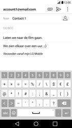 LG G5 - E-mail - e-mail versturen - Stap 10
