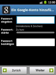 Samsung Galaxy Pocket - Apps - Einrichten des App Stores - Schritt 9