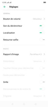 Oppo A9 2020 - Photos, vidéos, musique - Créer une vidéo - Étape 7