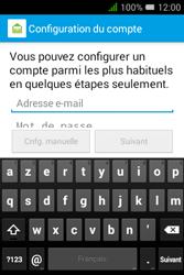 Alcatel Pixi 3 - 3.5 - E-mail - Configuration manuelle - Étape 9