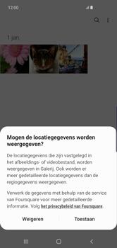 Samsung Galaxy S10 Plus - contacten, foto