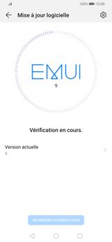 Huawei P Smart Z - Aller plus loin - Mettre à jour le logiciel interne de votre mobile - Étape 6