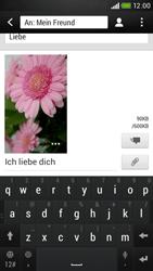 HTC Desire 601 - MMS - Erstellen und senden - Schritt 20