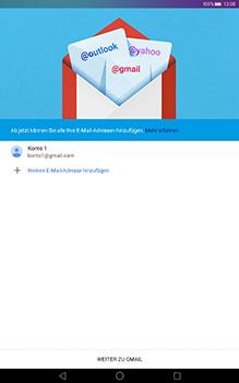 Huawei MediaPad T1 (10.0) LTE - E-Mail - Konto einrichten (gmail) - Schritt 13