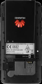 Huawei Ascend Y530 - SIM-Karte - Einlegen - 4 / 13
