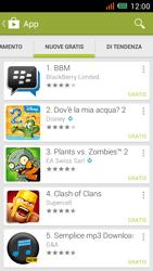 Alcatel One Touch Idol Mini - Applicazioni - Installazione delle applicazioni - Fase 12