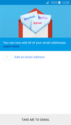 Samsung Galaxy S6 Edge - E-mail - 032a. Email wizard - Gmail - Step 7