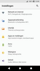 Sony Xperia XZ1 - Internet - handmatig instellen - Stap 4
