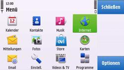 Nokia C6-00 - Internet - Manuelle Konfiguration - 0 / 0