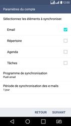 LG LG K8 - E-mails - Ajouter ou modifier votre compte Outlook - Étape 8