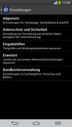 LG D955 G Flex - Internet und Datenroaming - Manuelle Konfiguration - Schritt 22