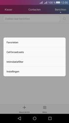 Huawei Y6 II Compact - SMS - Handmatig instellen - Stap 4