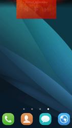 Huawei Y5 - Prise en main - Installation de widgets et d