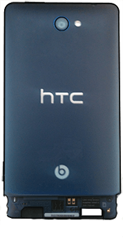 HTC Windows Phone 8S - SIM-Karte - Einlegen - Schritt 4