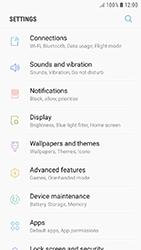 Samsung Galaxy J5 (2017) - Internet - Disable data roaming - Step 4