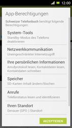 Sony Xperia J - Apps - Installieren von Apps - Schritt 8